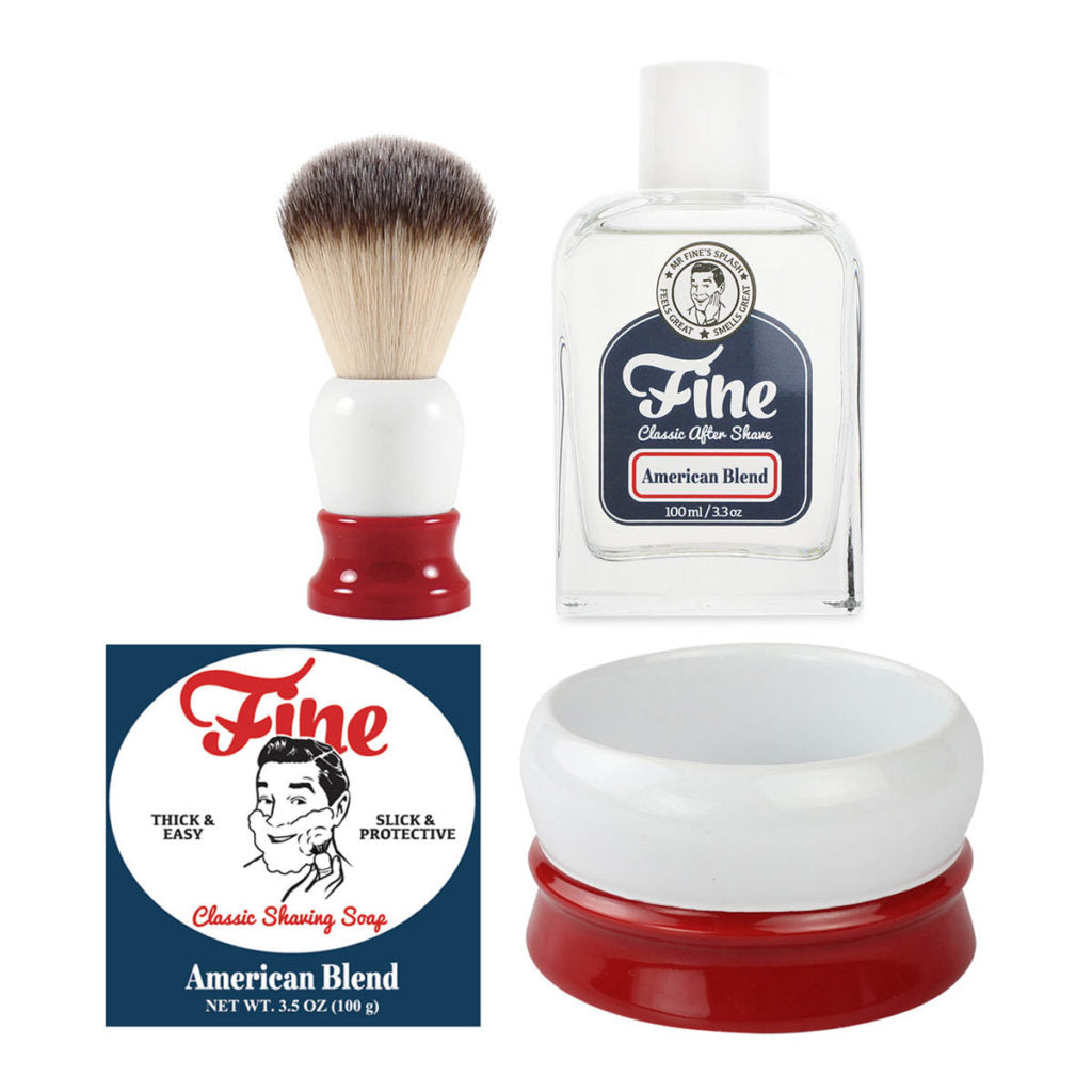 Fine Accoutrements Gift Set