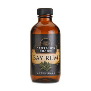 5-Star Reviews | Captain's Choice Bay Rum Aftershave