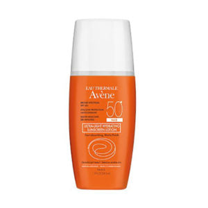 Our Top Spring Skincare Tips | Eau Thermale Avene SPF 50 Face Sunscreen Lotion | Smallflower Blog