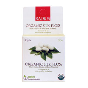 Shop Radius Organic Silk Floss