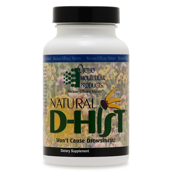 Natural D-Hist Allergy Allergies Relief Spring