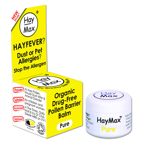 Natural Allergy Relief | HayMax Natural Allergy Relief Balm