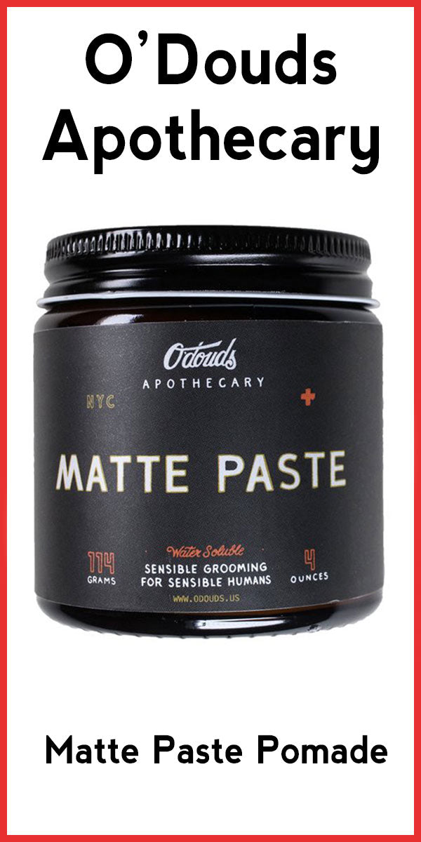 Shop O'Douds Apothecary Matte Paste Pomade at Smallflower.com