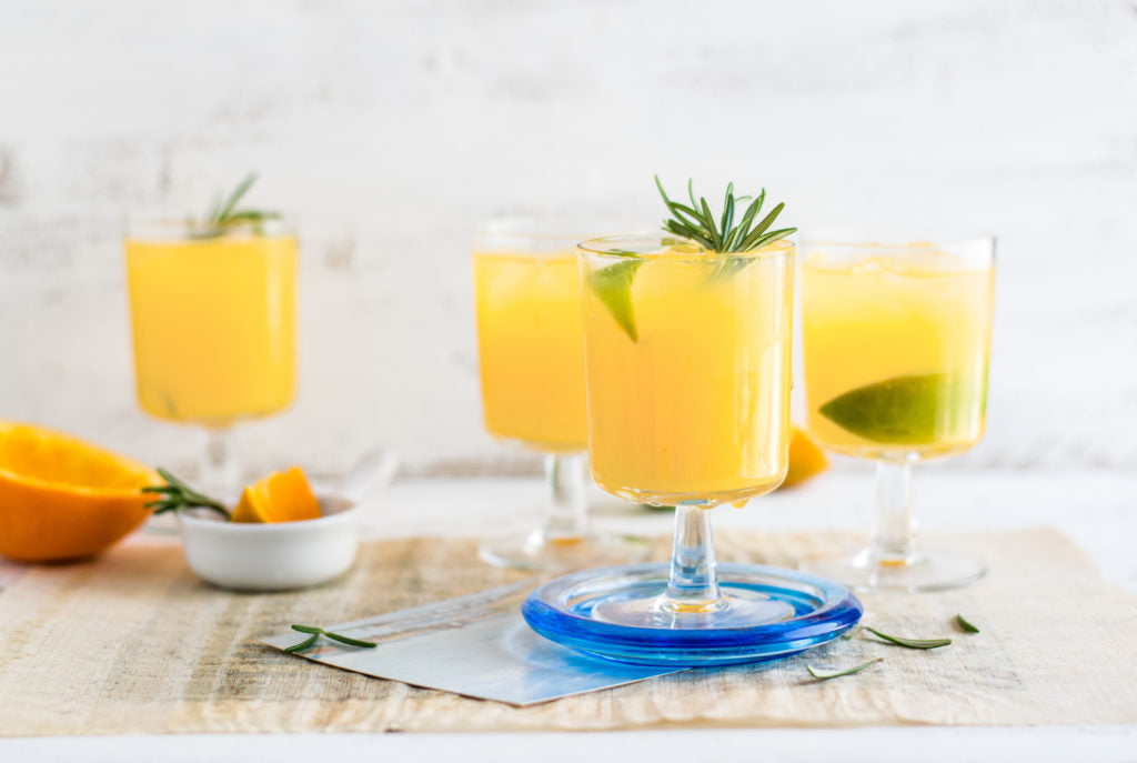 Summer Recipes | Melrose Punch