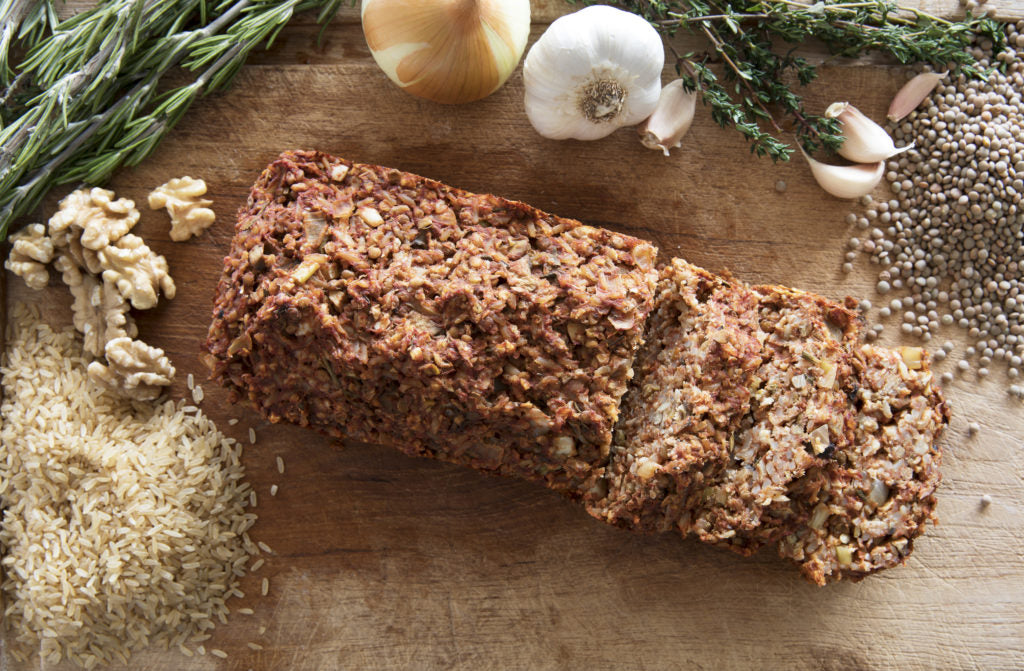 Summer Recipes | Lentil Loaf