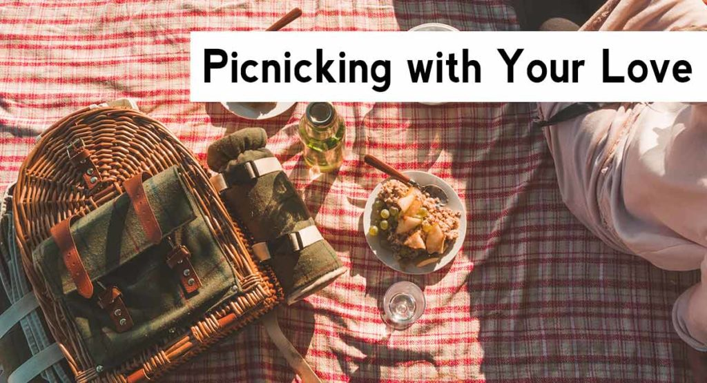 Niche Fragrance for Summer | A picnic with your love
