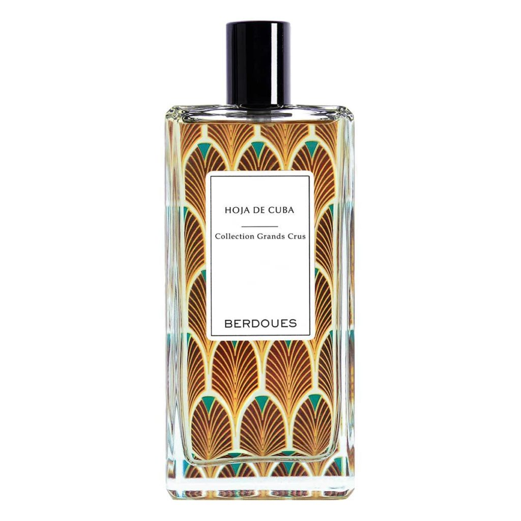 Niche Fragrance for Summer | Berdoues Grand Cru Hoja de Cuba Eau de Cologne
