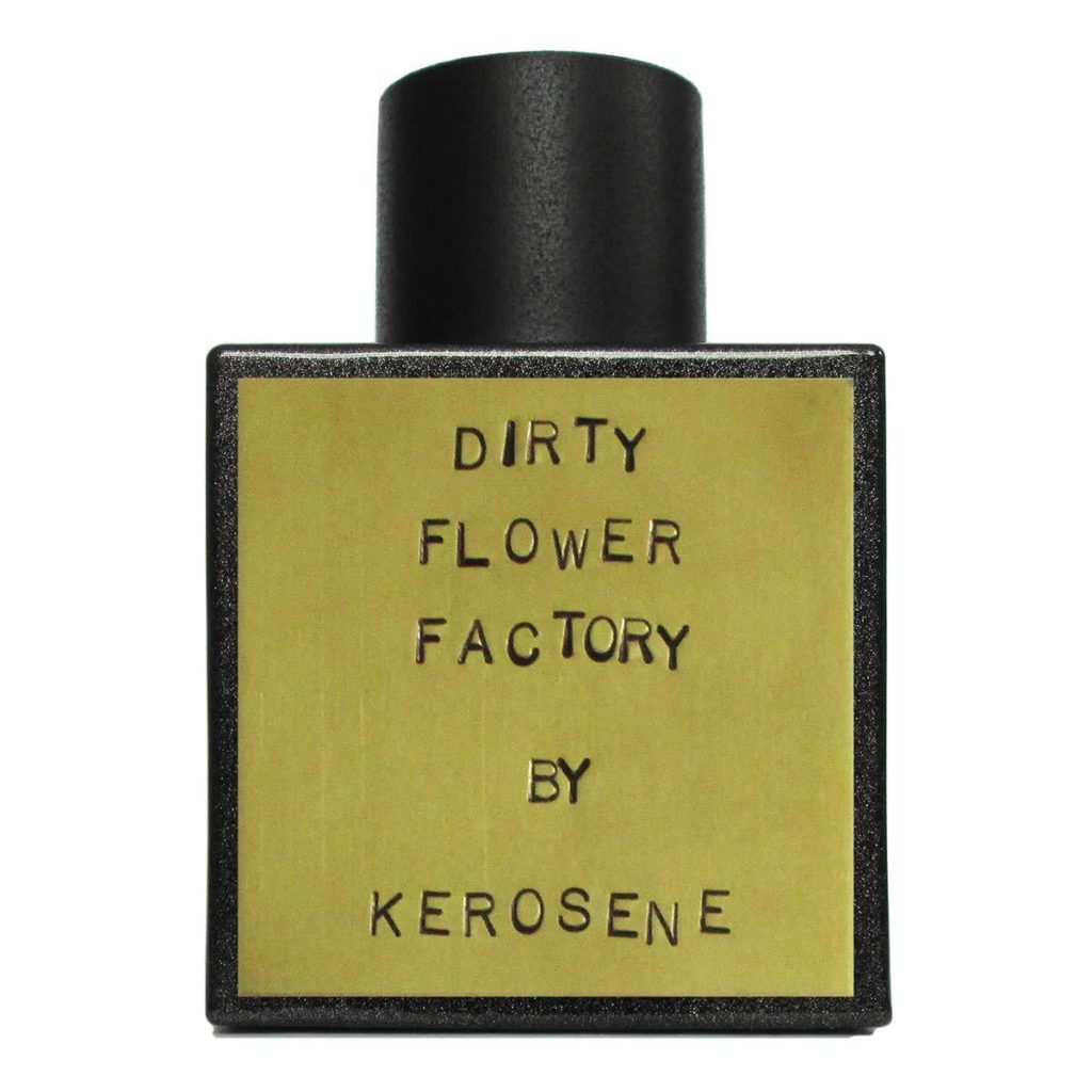 Niche Fragrance for Summer | Kerosene Dirty Flower Factory Eau de Parfum