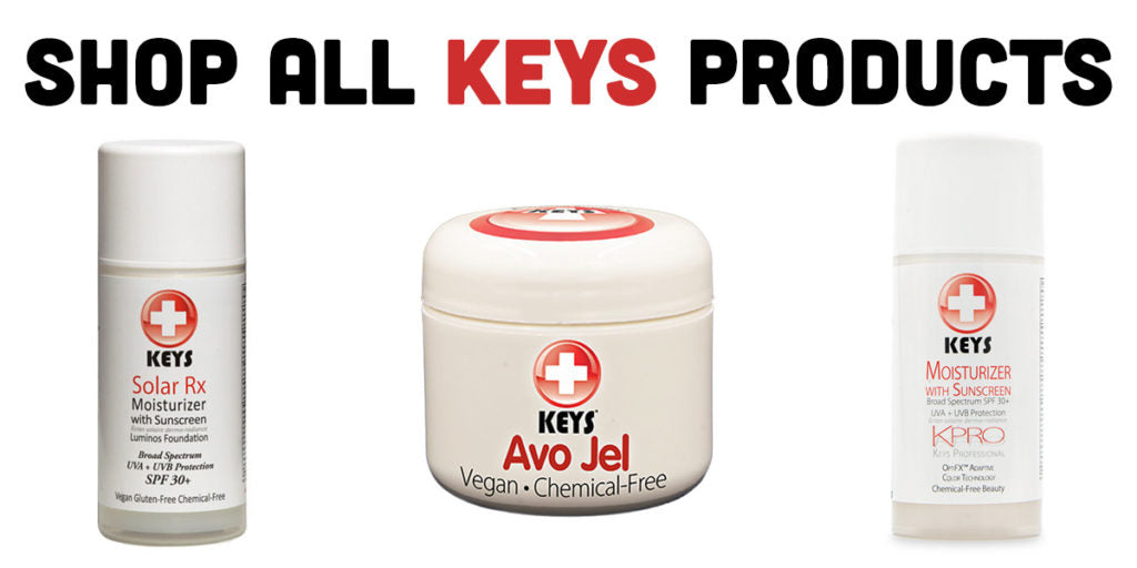 Click here to shop all Keys natural products at Smallflower.com
