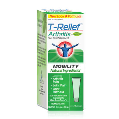 T-Relief Arthritis Pain Relief Ointment Medinatura