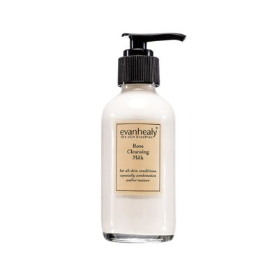 evanhealy Rose Cleansing Milk