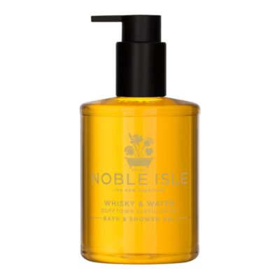 Noble Isle Whisky & Water Shower Gel