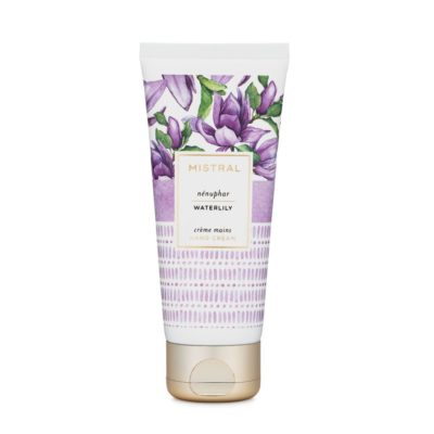 Mistral Papiers Fantaisie Waterlily Hand Cream