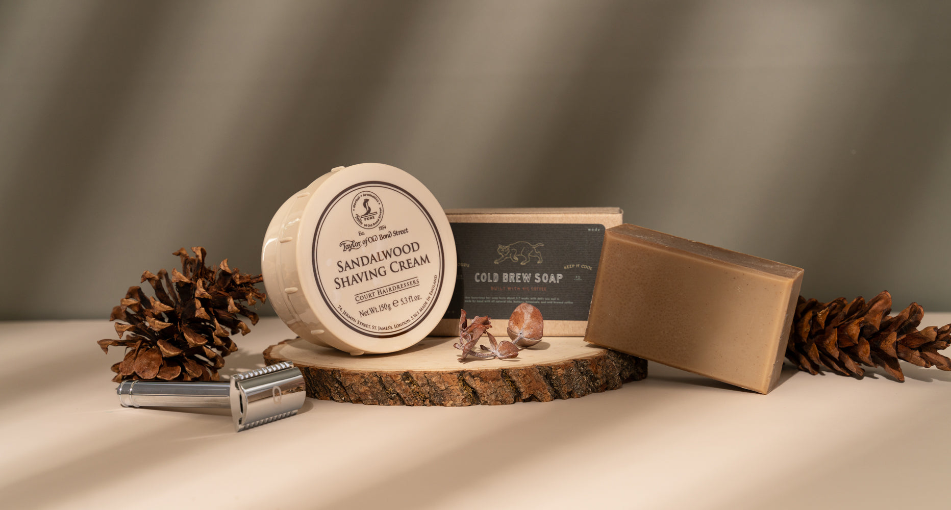 Father's Day Gifts - Grooming Goods He'll Love