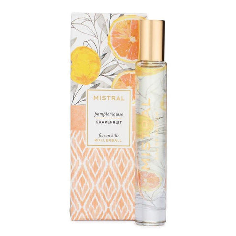 Mistral Papiers Fantaisie Grapefruit Roll-On Eau De Parfum