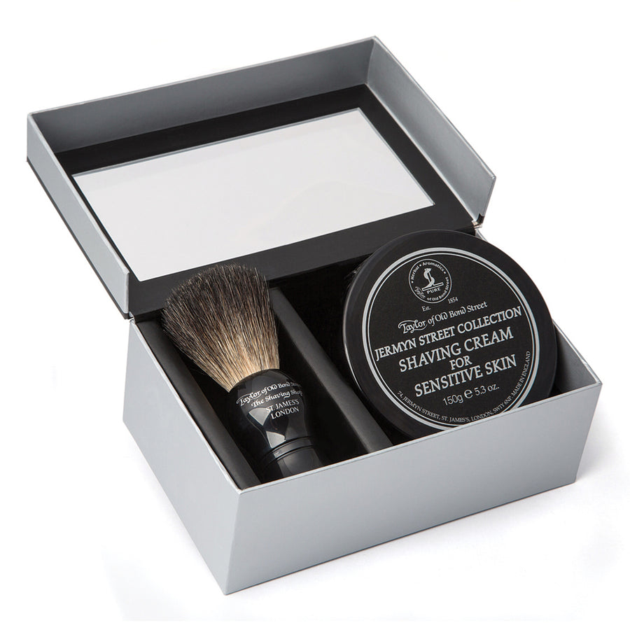 Alternate image of Pure Badger + Jermyn Street Gift Box Set