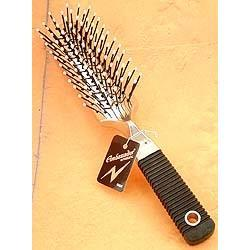 Primary image of 6606 Rectangular Vent Plastic Hairbrush