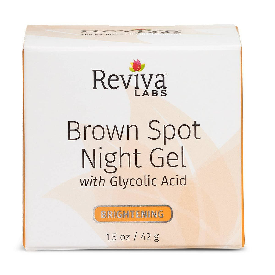 Primary image of Brown Spot Night Gel with Glycolic