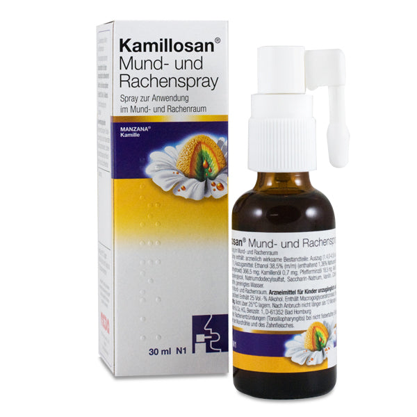 Primary image of Kamillosan Mouth Spray