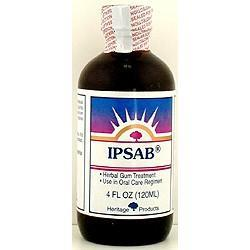 Primary image of Ipsab Herbal Gum Treatment 4oz