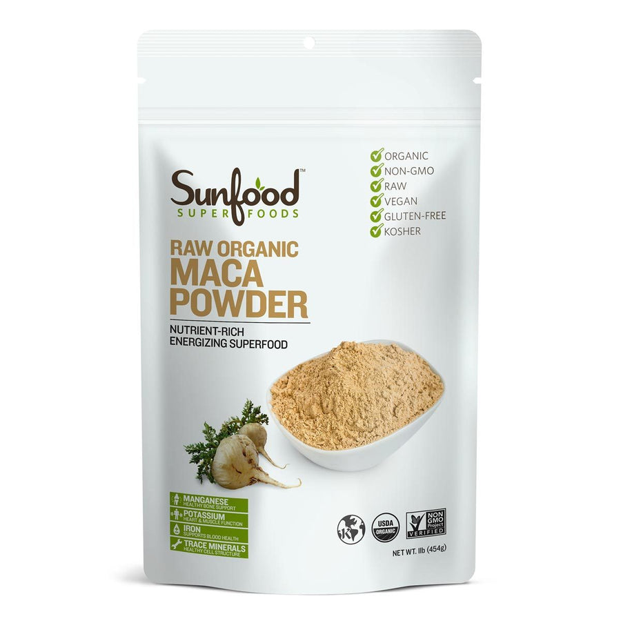 Primary image of Raw Organic Maca Powder