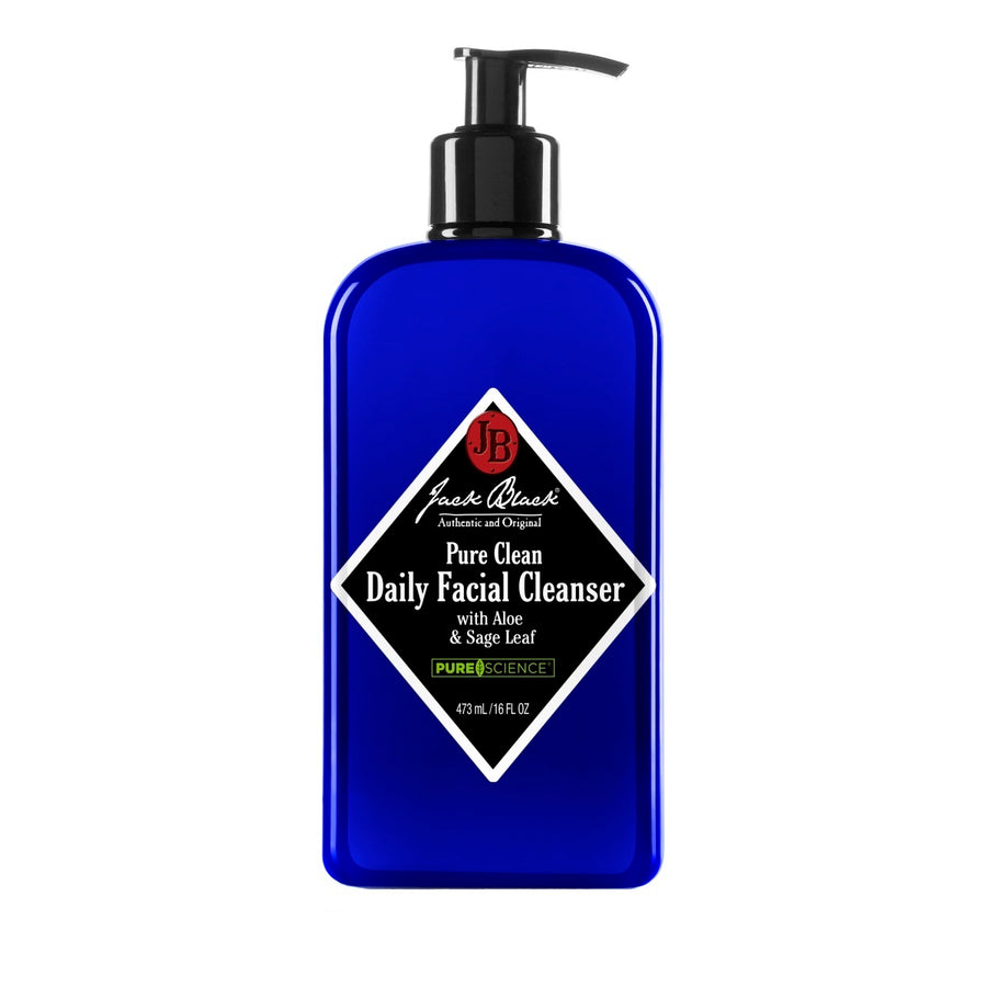 Primary image of Pure Clean Daily Facial Cleanser with Pump