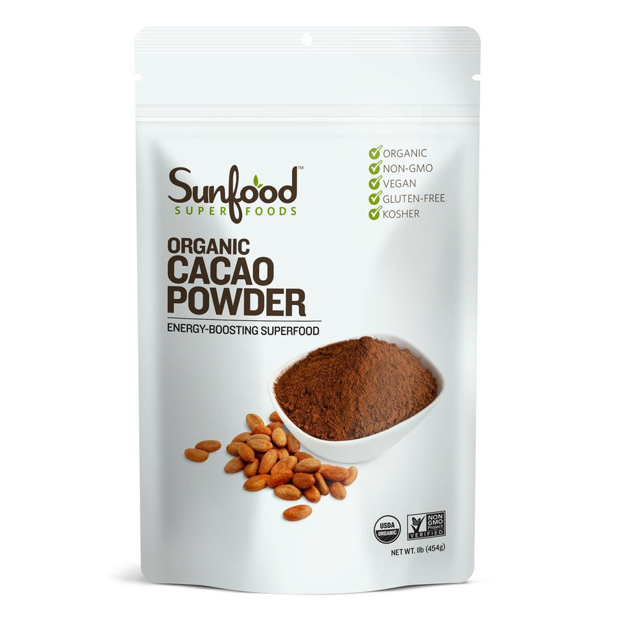 Primary image of Organic Cacao Powder