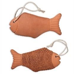 Primary image of Gilden Tree Fish Foot Scrubber 6 inches Pumice