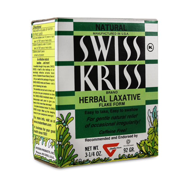 Primary image of SwissKriss Herbal Laxative Flakes