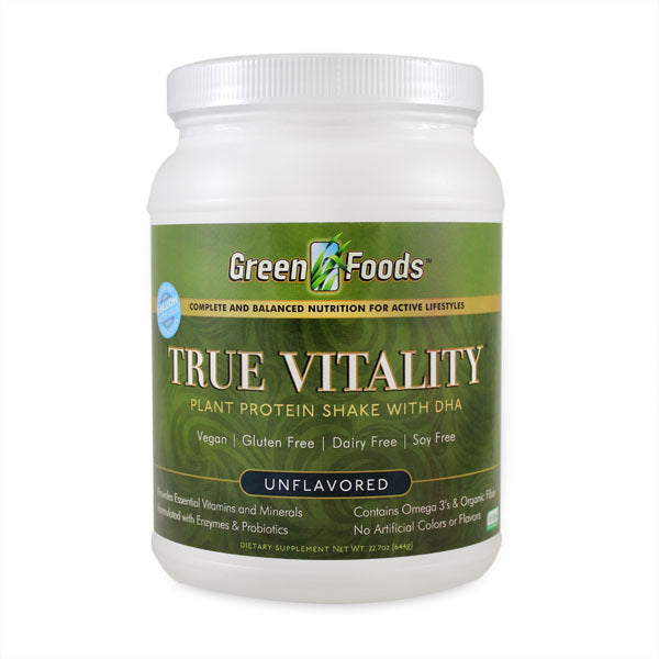 Primary image of True Vitality Protein Shake (Unflavored)