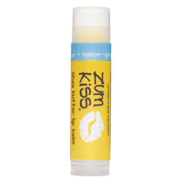 Primary image of Lemon Ginger Zum Kiss Lip Balm