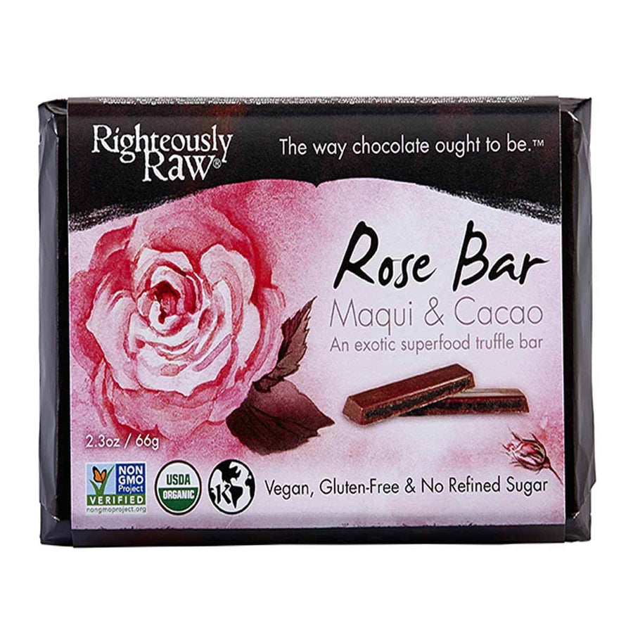 Primary image of Rose Maqui Superfood Bar