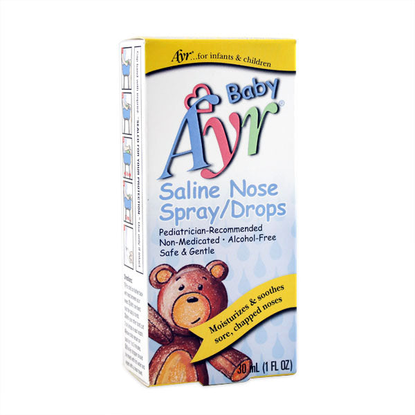 Primary image of Baby Ayr Saline Nose Spray/Drops