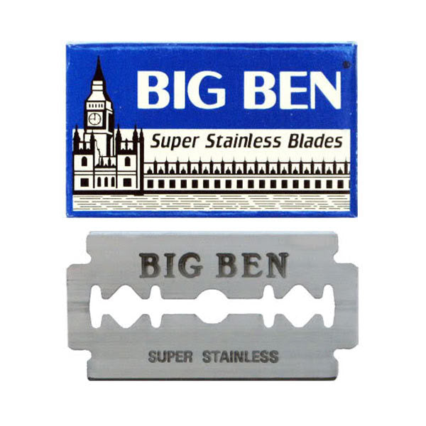 Primary image of Big Ben Super Stainless Blades