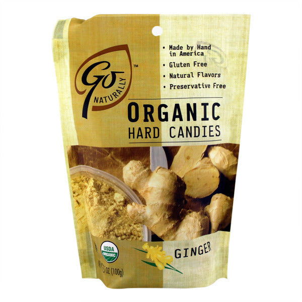 Primary image of Ginger Organic Hard Candy