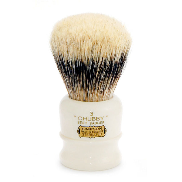 Primary image of Chubby 3 Best Badger Shave Brush