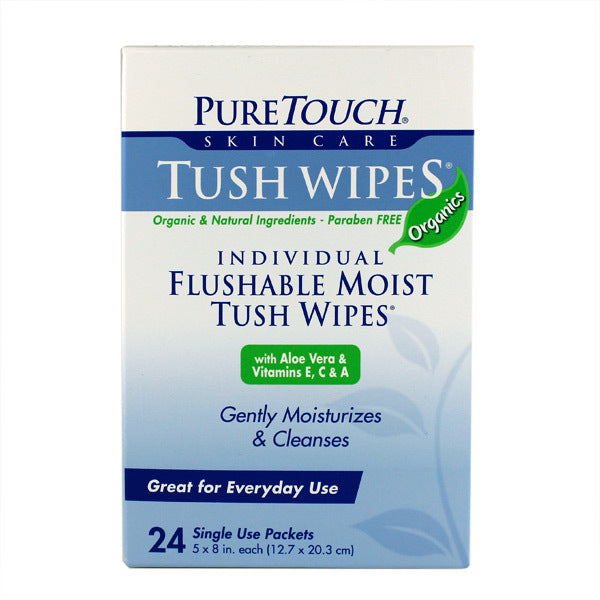 Primary image of Organic Tush Wipes