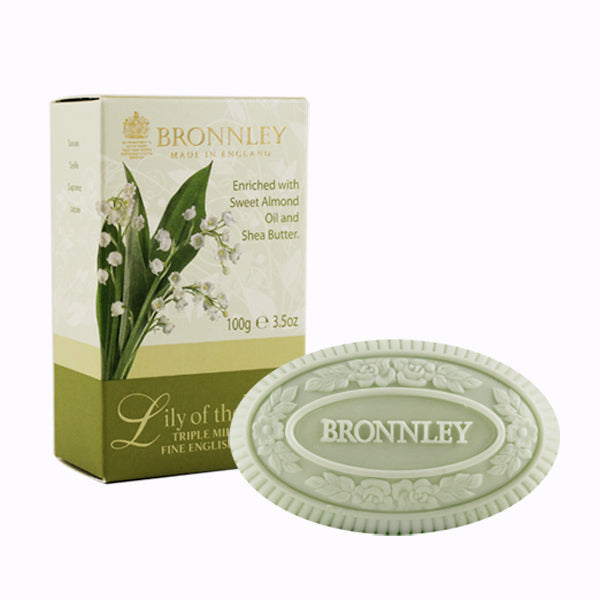Primary image of Lily of the Valley Single Soap