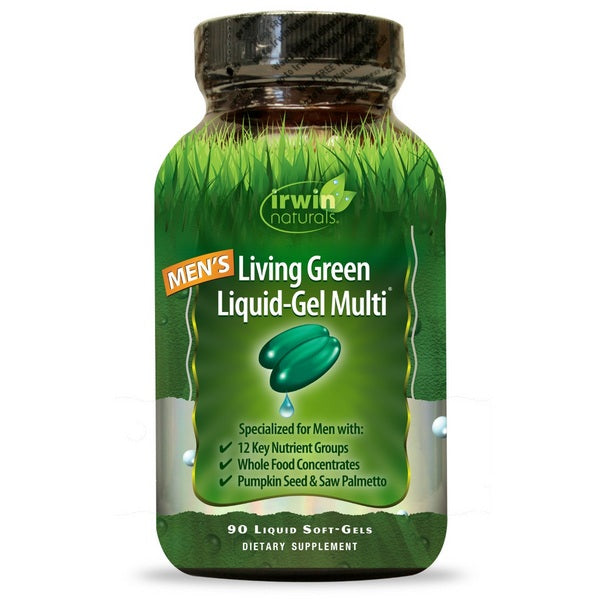 Primary image of Men's Living Green Liquid-Gel Multi