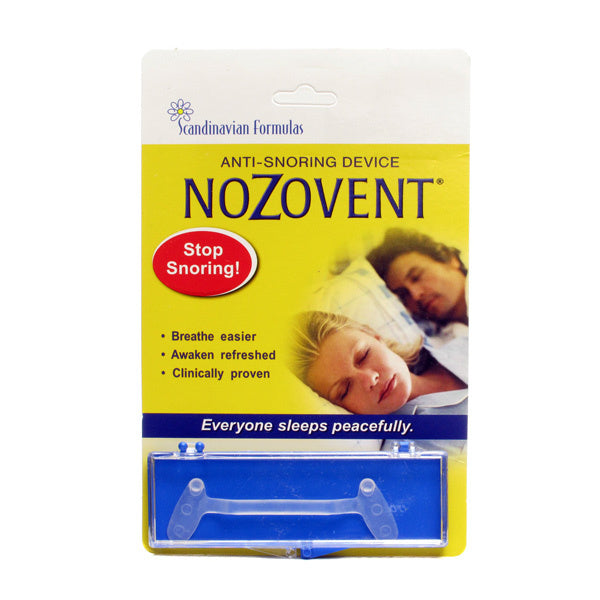 Primary image of Nozovent Anti Snoring Device (1 piece)
