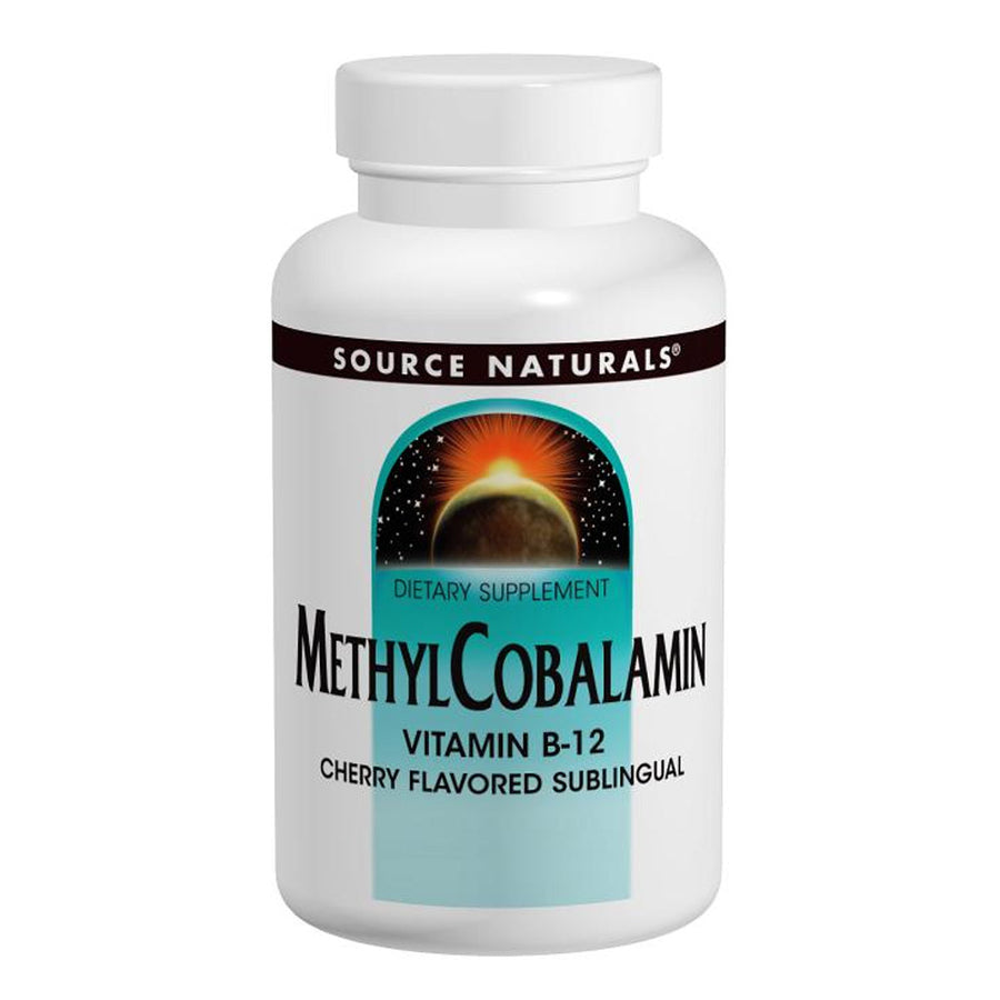 Primary image of MethylCobalamin Cherry Sublingual (1mg)