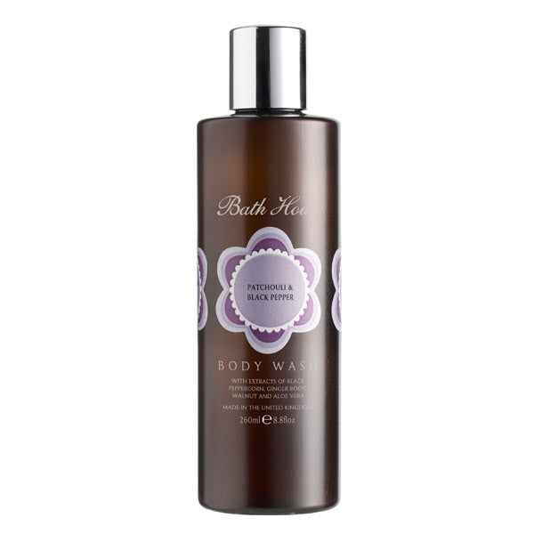 Primary image of Patchouli Black Pepper Body Wash