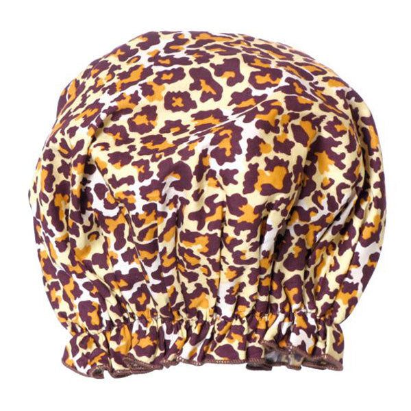 Primary image of Shower Cap - Leopard