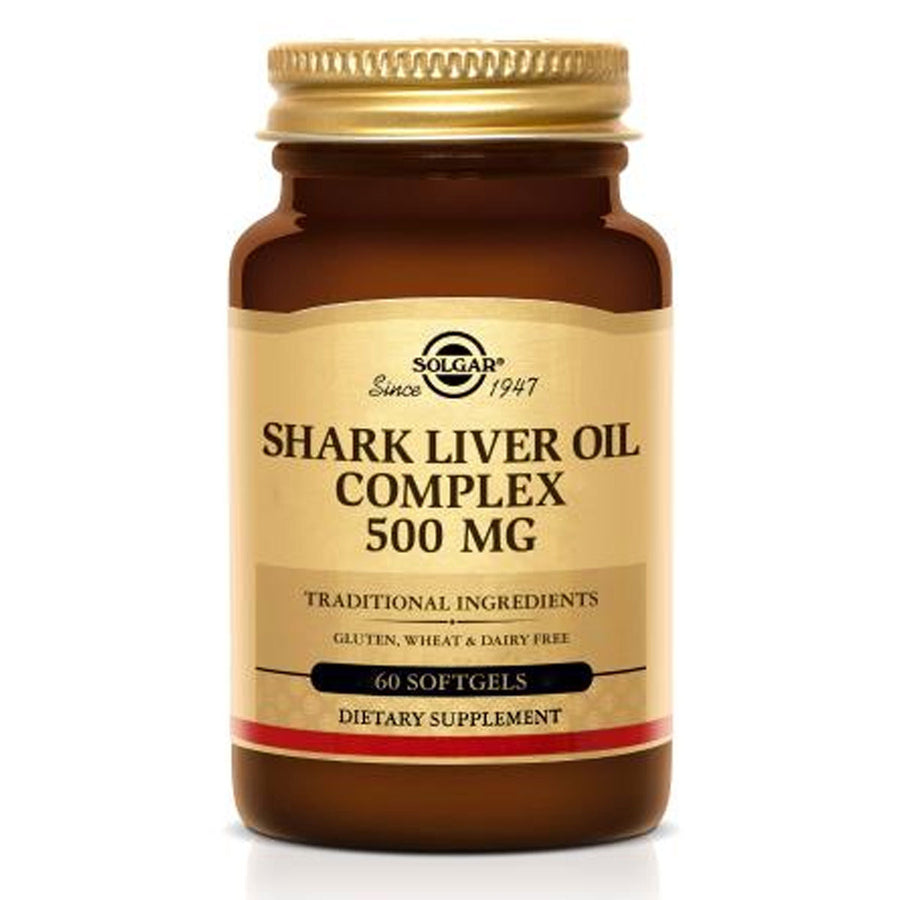 Primary image of Shark Liver Oil Complex 500mg
