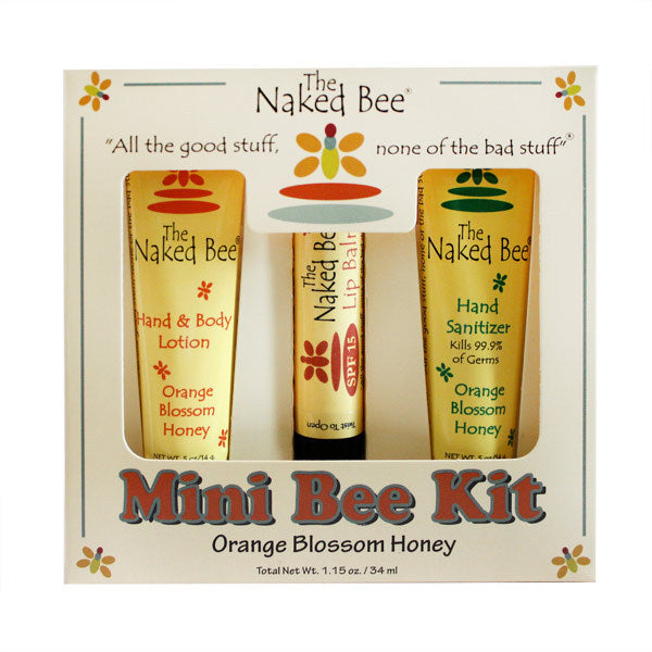 Primary image of Mini Bee Kit - Orange Blossom Honey