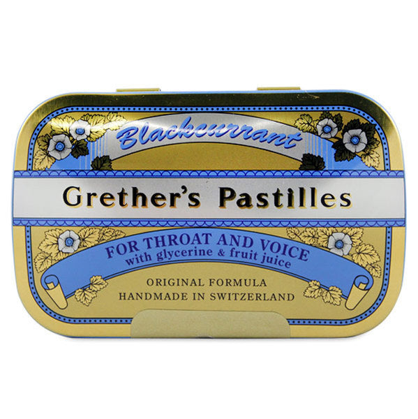 Primary image of Black Currant Pastilles