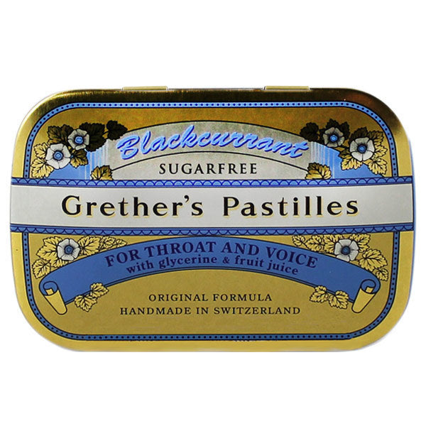 Primary image of Sugarless Black Currant Pastilles