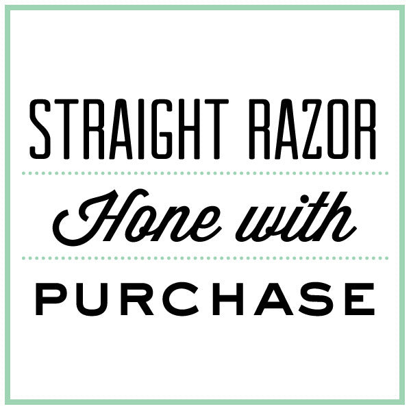 Primary image of FREE Honing with Straight Razor Purchase