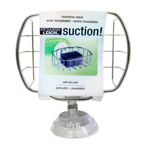 Primary image of Power Lock Suction Soap Dish