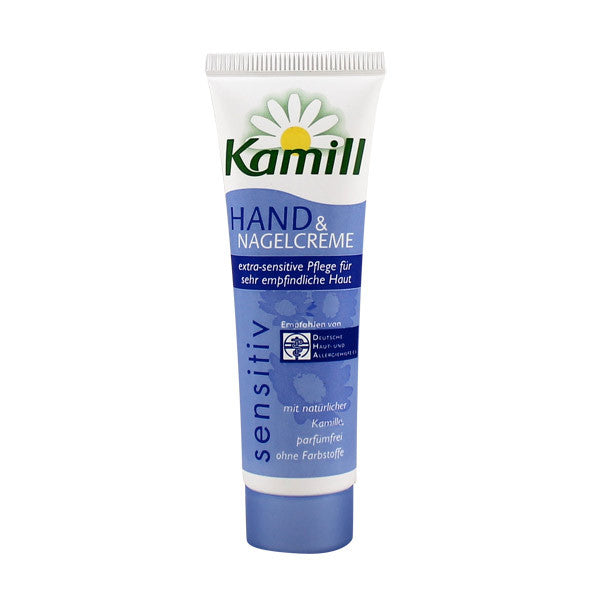 Primary image of Travel-Size Sensitive Hand and Nail Cream